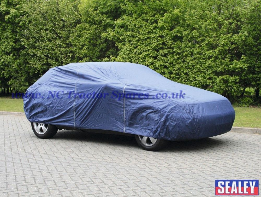 Car Cover Lightweight Small 3800 x 1540 x 1190mm